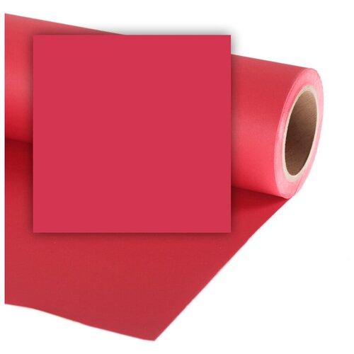 Фото - Фон Colorama Cherry, бумажный, 2.7x11 м, вишневый фон бумажный colorama ll co531 1 35x11 м maize