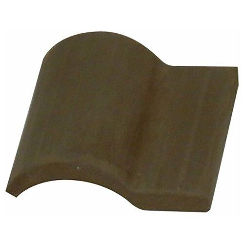 Черепица черная для керамических моделей, масштаб 1:10, 100 шт, Aedes Ars (Испания) ADS2105-1