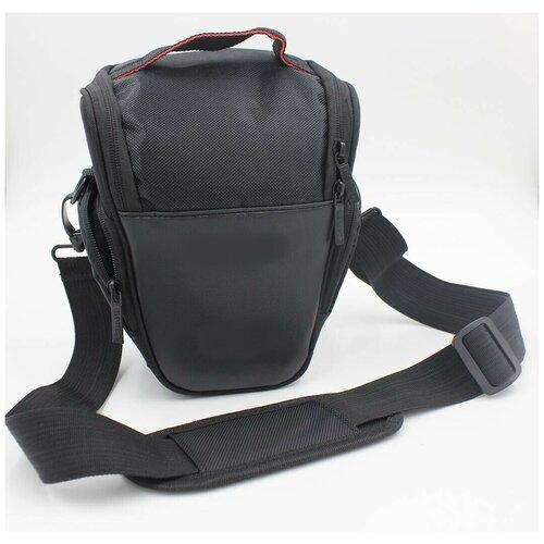 Фото - Сумка для фотоаппарата CANON EOS 7D 50D 550D 500D 450D 1000D 1100D 60D сумка для компактного фотоаппарата lagoda alfa 019 черно серая с полосой