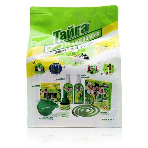 Набор программа защиты от насекомых Тайга