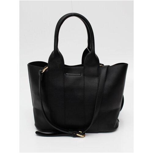 355-54 XL-6061 Классическая сумка Ludor Черный