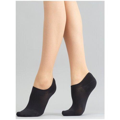 Носки Giulia WS0 NEON PA 001 размер UNI, nero (Черный)