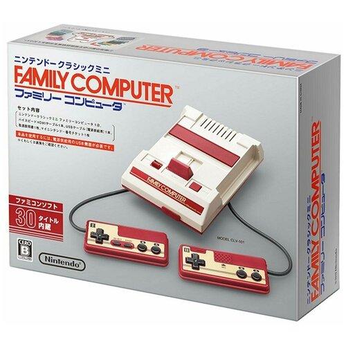 Игровая приставка Nintendo Family Computer NES () (JPN) (Серая) 8 bit, Денди (Dendy)