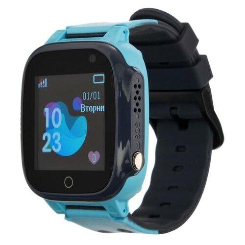 Смарт-часы Prolike PLSW15BL, детские, цветной дисплей 1.44