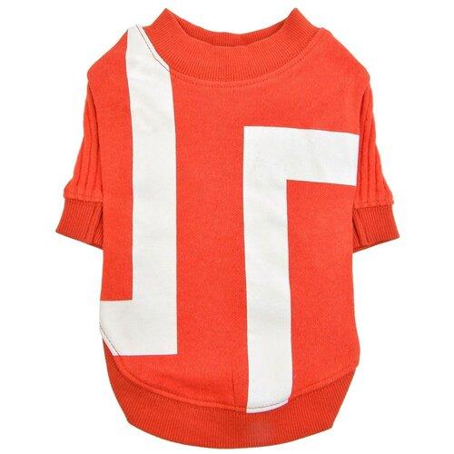 Футболка для собак Puppia Jagger XL оранжевый