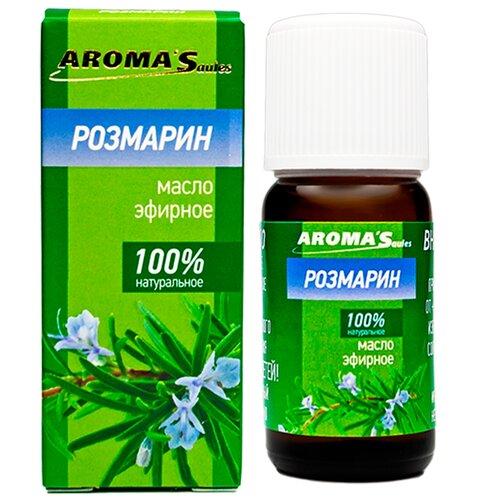 AROMA'Saules эфирное масло Розмарин, 10 мл
