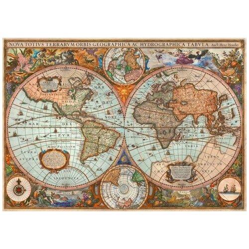 Schmidt Пазл Schmidt 3000 деталей: Античная карта мира