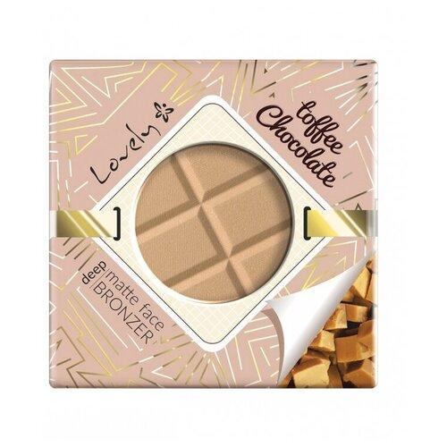 Lovely Бронзирующая пудра Toffee Chocolate Powder toffee
