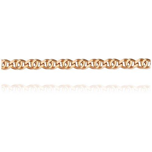 АДАМАС Цепь из золота плетения Глаз пантеры ЦГ140А2-А51, 60 см, 4.23 г уровень брусковый 3 глаз matrix 34201 60 см