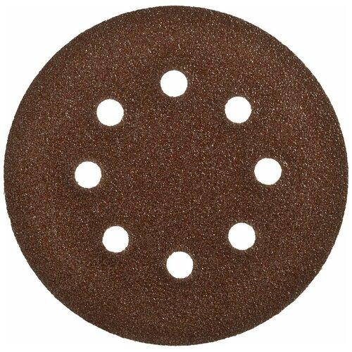 Фото - Шлифовальный круг на липучке ЗУБР 35350-125-060 125 мм 5 шт шлифовальный круг на липучке fit 39666 125 мм 5 шт