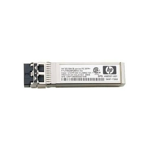 AJ716B Трансивер HP 8Gb Short Wave B-Series SFP+ 1 Pack