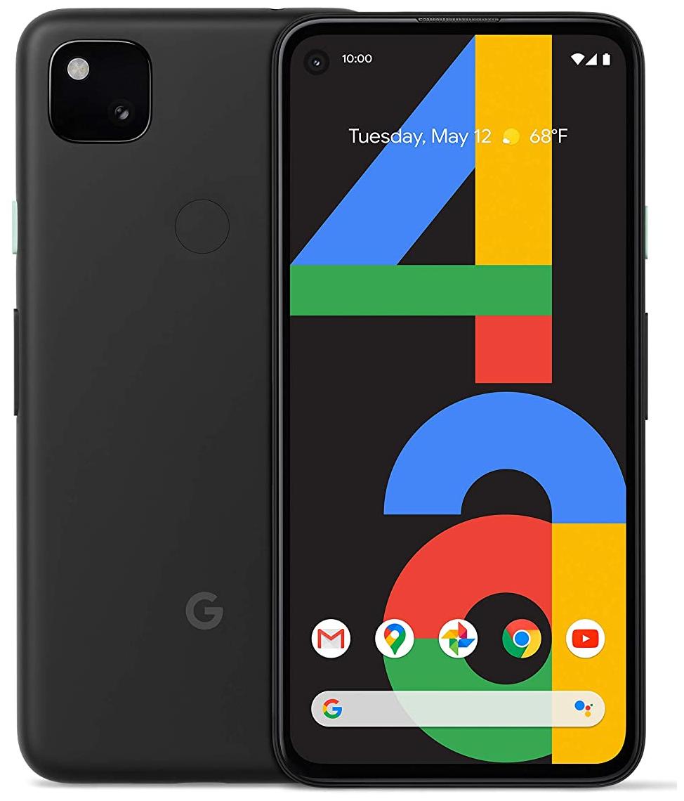 Смартфон Google Pixel 4a — купить по выгодной цене на Яндекс.Маркете