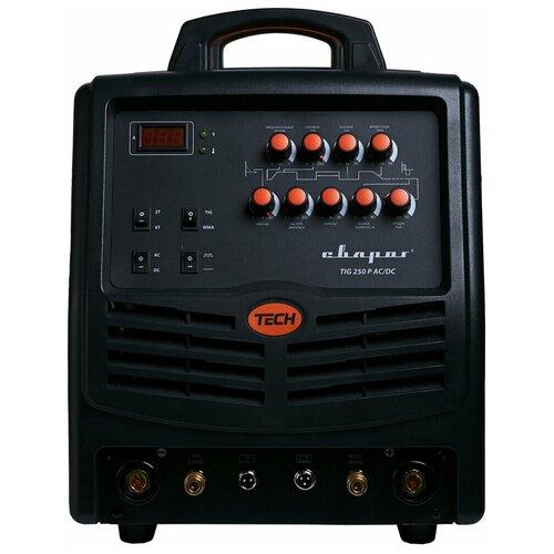 Сварочный аппарат инверторного типа Сварог TECH TIG 250 P AC/DC (E102) TIG, MMA
