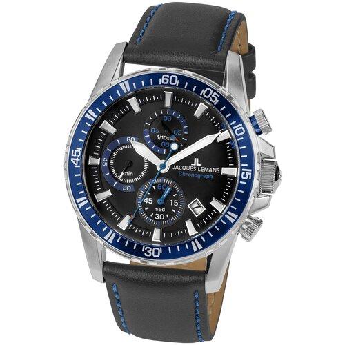Фото - Наручные часы JACQUES LEMANS 1-2088B наручные часы jacques lemans 1 2094d