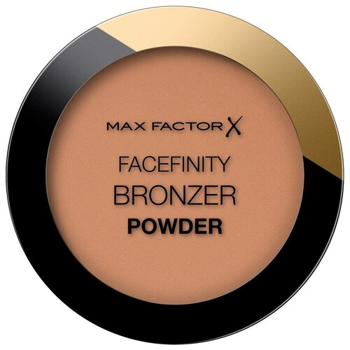 Max Factor Бронзирующая пудра Facefinity Bronzer Powder 001 light bronze недорого