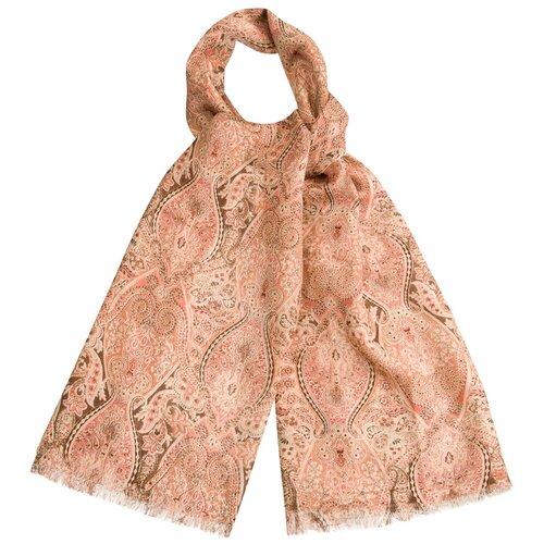 Шарф Dr.Koffer S810466-135 100% шерсть розовый