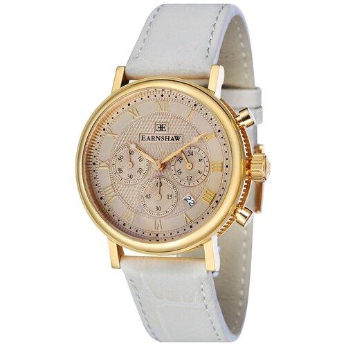 Фото - Наручные часы EARNSHAW ES-8051-04 наручные часы earnshaw es 8085 04