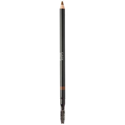 Фото - Ga-De карандаш для бровей Idyllic Powder Eye Brow Pencil, оттенок 20 Light Brown landa branda карандаш automatic eye brow pencil оттенок blond