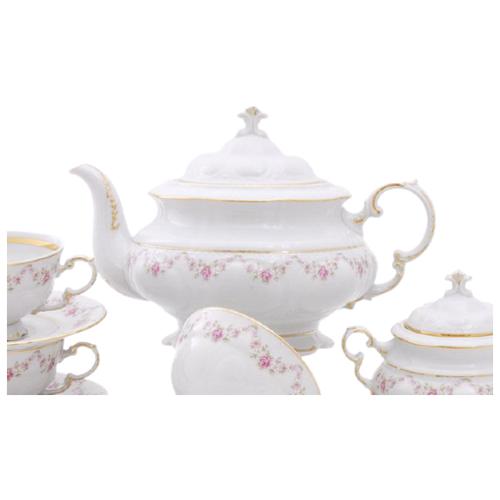 Чайник заварочный Соната Розовая нить (0.35 л), Leander