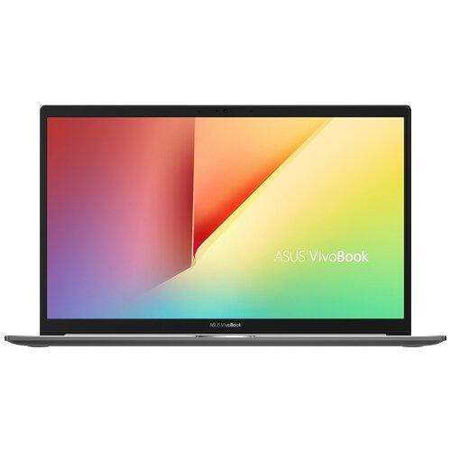 Фото - 15.6 Ноутбук ASUS VivoBook S15 S533EA-BN240T (1920x1080, Intel Core i5 2.4 ГГц, RAM 8 ГБ, SSD 512 ГБ, Win10 Home), 90NB0SF3-M04680, черный ноутбук asus vivobook s15 s533ea bn129t intel core i5 1135g7 2400mhz 15 6 1920x1080 8gb 512gb ssd intel iris xe graphics windows 10 home 90nb0sf3 m03710 черный
