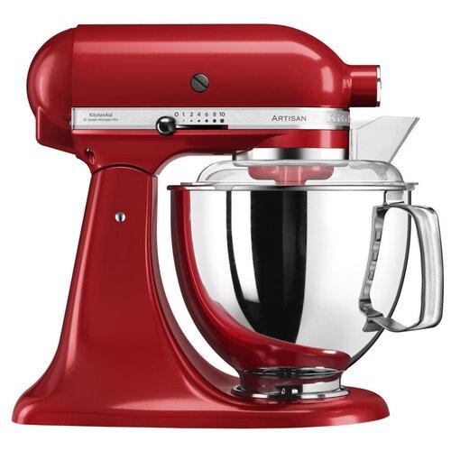 Миксер KitchenAid 5KSM175PSEER, красный