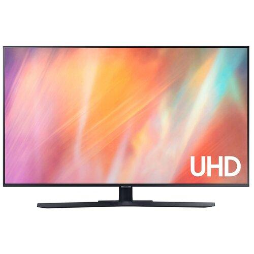 Фото - Телевизор Samsung UE55AU7570 55, titan gray телевизор samsung ue43au7570u 43 titan gray