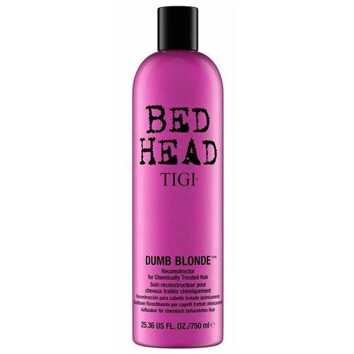 TIGI BED HEAD Dumb Blonde Шампунь для блондинок 750 мл