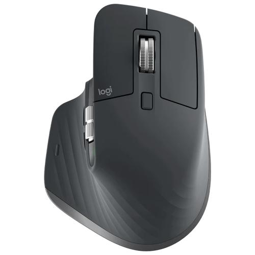 Беспроводная мышь Logitech MX Master 3, графит