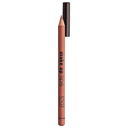 Купить Eva Mosaic Карандаш для губ Make Up Lips Lip Liner кофейно-розовый