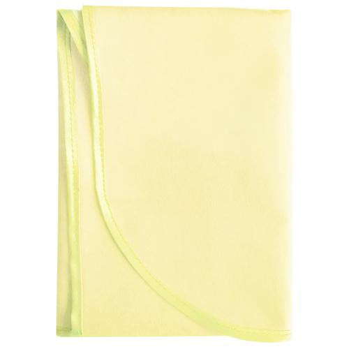 Наматрасник в кроватку из клеенки с ПВХ покрытием 0,60м х 1,2м Витоша желтый