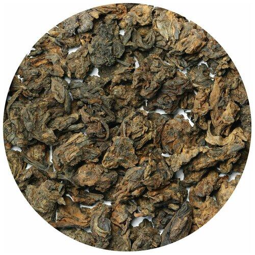Фото - Чай Пуэр Шу Комковой Дикий (кат. A), 250 г чай пуэр шен белый дикий кат в 500 г