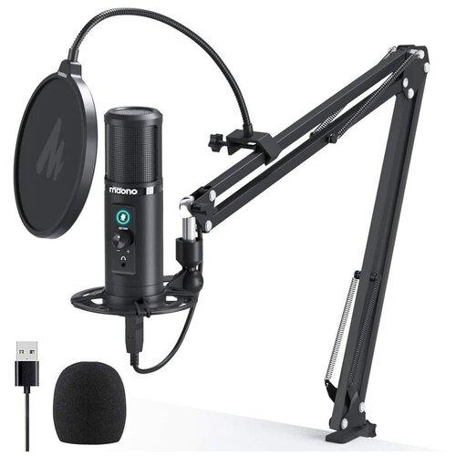 Микрофон Maono AU-PM422, черный