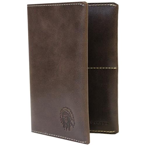 Обложка для паспорта Apache ОП-2-A, коричневый