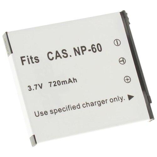 Фото - Аккумулятор iBatt iB-B1-F143 720mAh для Casio NP-60 Casio, casio