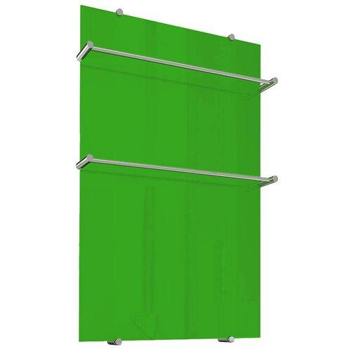 Электрический полотенцесушитель Теплолюкс Flora 90x60 зеленый