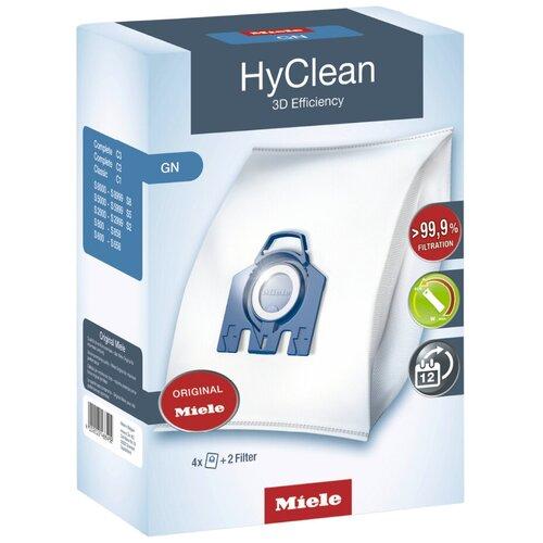 Miele Комплект GN HyClean 3D 4 шт.