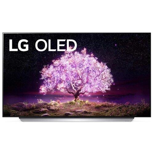 "Телевизор OLED LG OLED48C1RLA 47.6"" (2021) ванильный белый"
