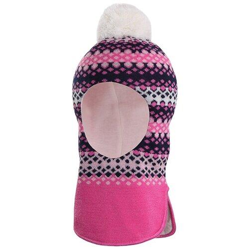 Купить Шапка-шлем KERRY размер 48, розовый, Головные уборы