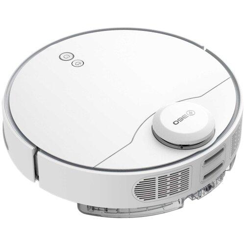 Робот-пылесос 360 Robot Vacuum Cleaner S9, белый