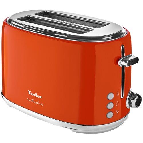 Тостер Tesler TT-255, orange