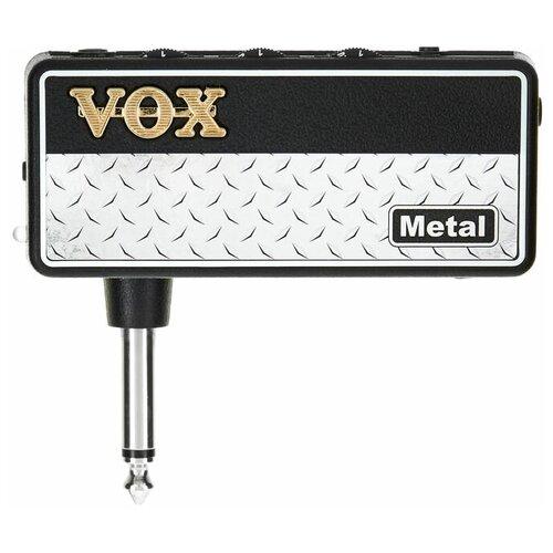 VOX усилитель для наушников amPlug 2 Metal