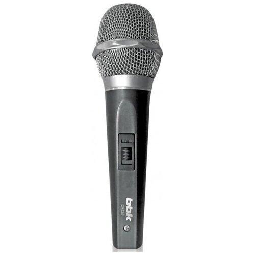 Микрофон BBK CM124, серый
