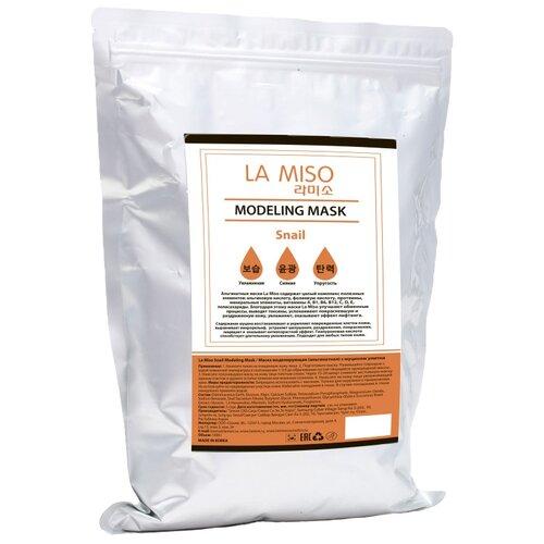Купить La Miso альгинатная маска с муцином улитки, 1000 г