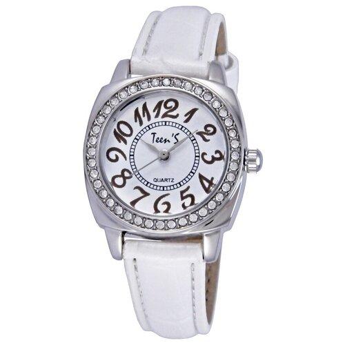 Наручные часы для девочки Тик Так Н119-4 Белые