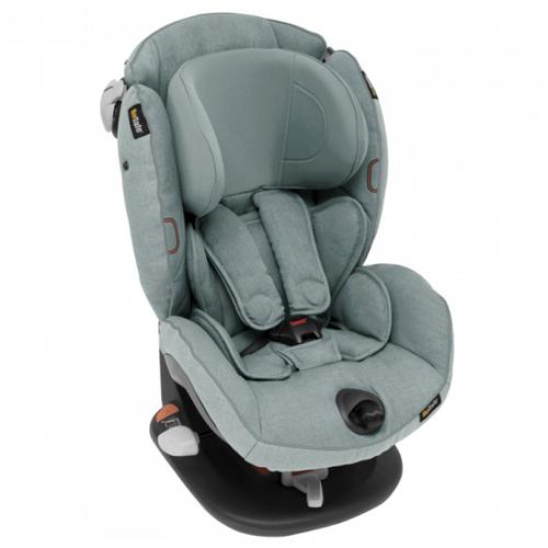 Автокресло группа 1 (9-18 кг) BeSafe iZi Comfort X3, sea green melange группа 1 от 9 до 18 кг besafe izi comfort x3 c зеркалом besafe baby mirror для контроля за ребенком