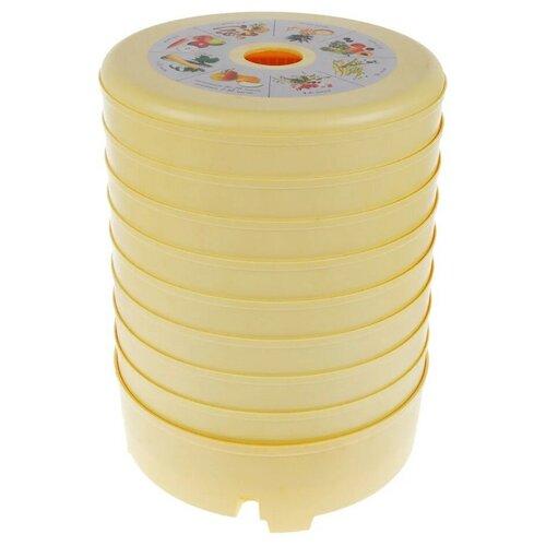 Электросушилка для овощей фруктов и грибов Суховей М-8