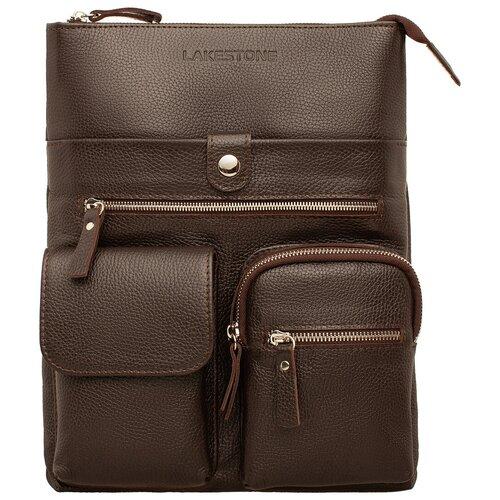 Фото - Сумка через плечо Rupert Brown мужская кожаная коричневая сумка milano brown 9282 коричневая