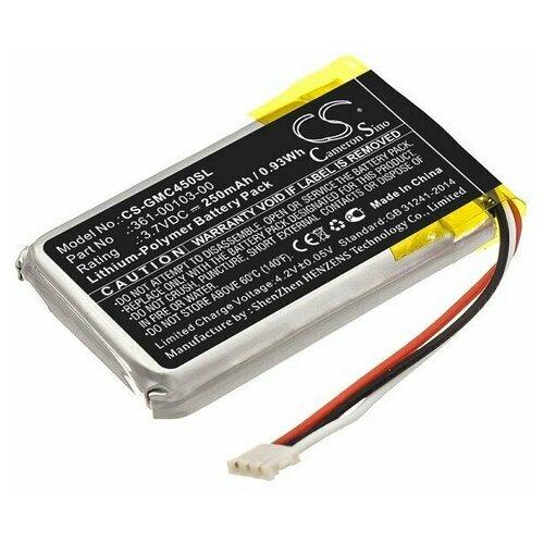 Аккумулятор для видеорегистратора Garmin DashCam 45