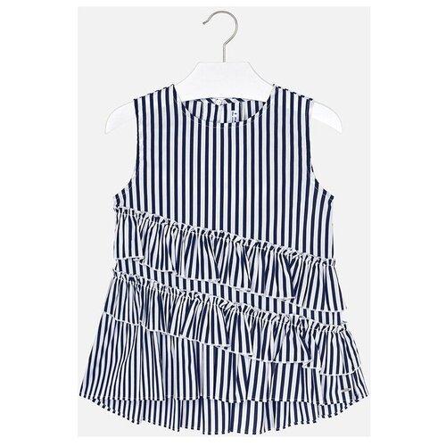 Блузка Mayoral размер 162, синий