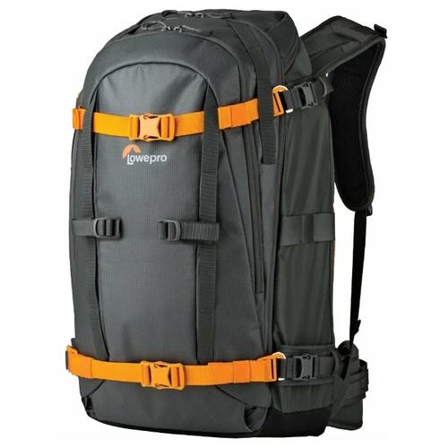 Фото - Рюкзак Lowepro Whistler BP 450AW серый printio рюкзак 3d городской пейзаж